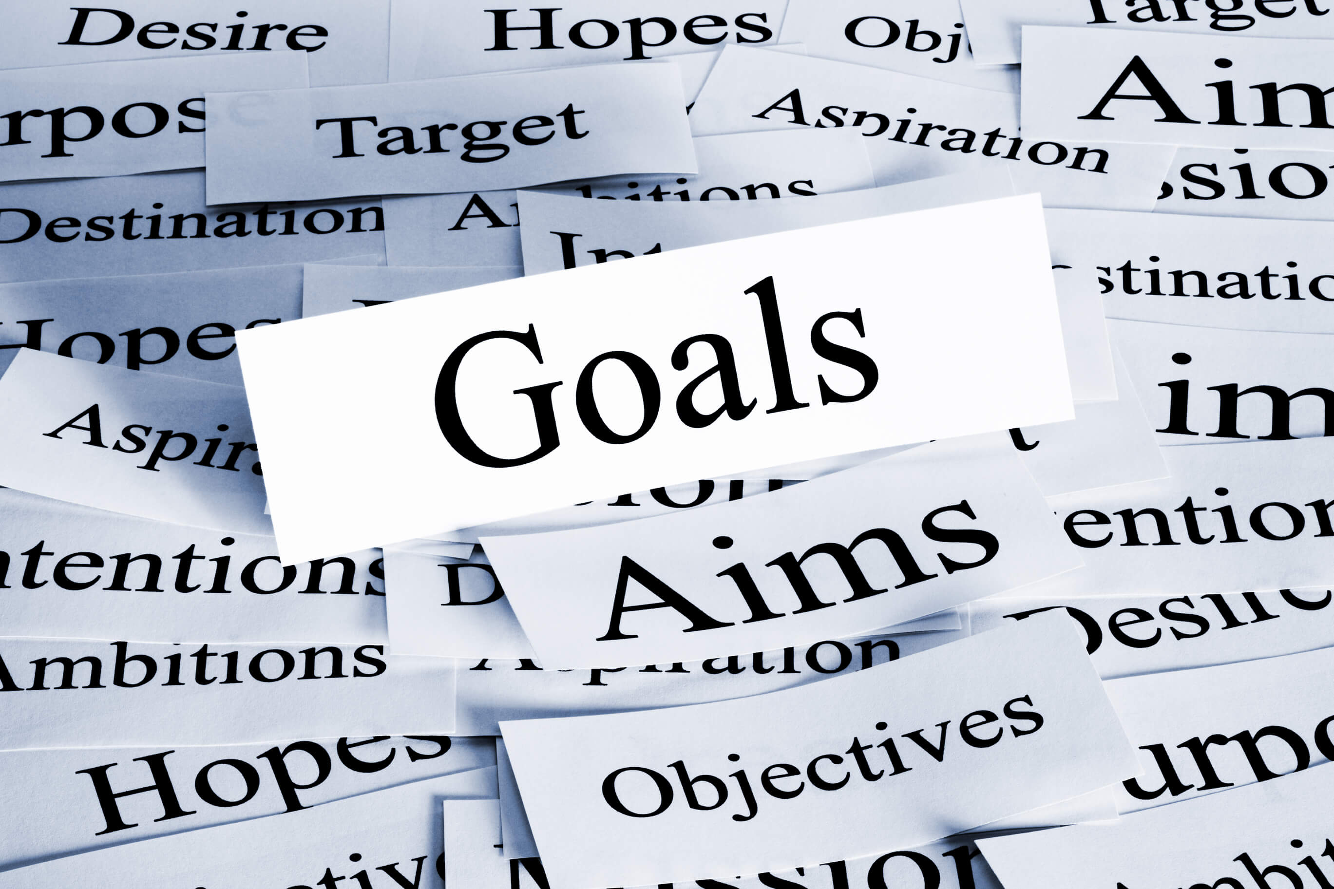 4 goal setting forms for goal setting success goal setting forms