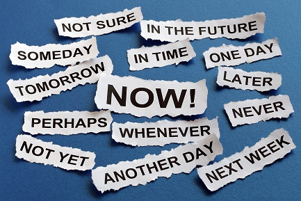 How to overcome procrastination with the 3D approach