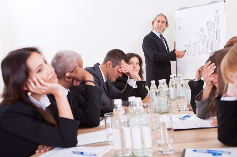 Manage meetings effectively