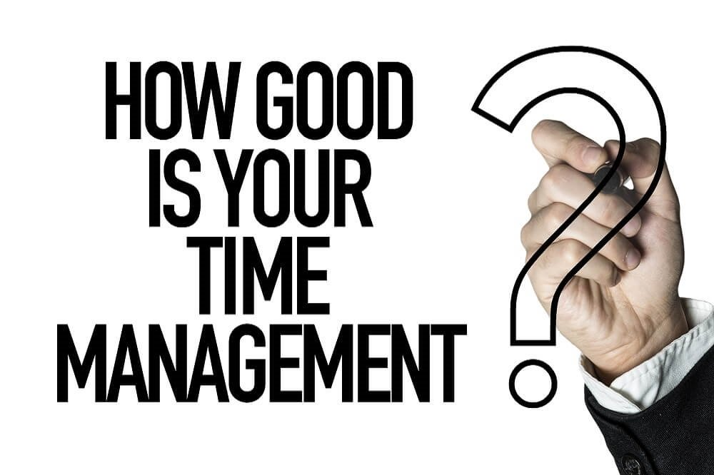 Superior How Good Is Your Time Management?